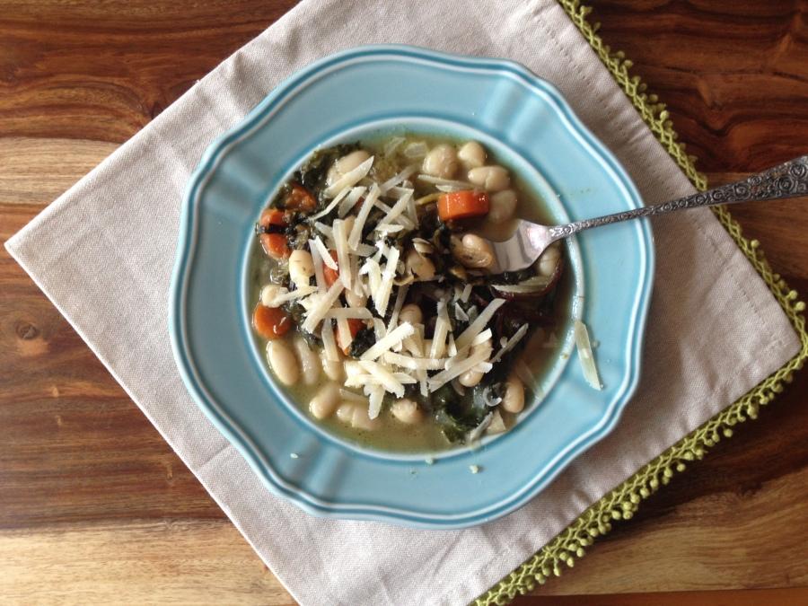 Braising Winter Vegetables