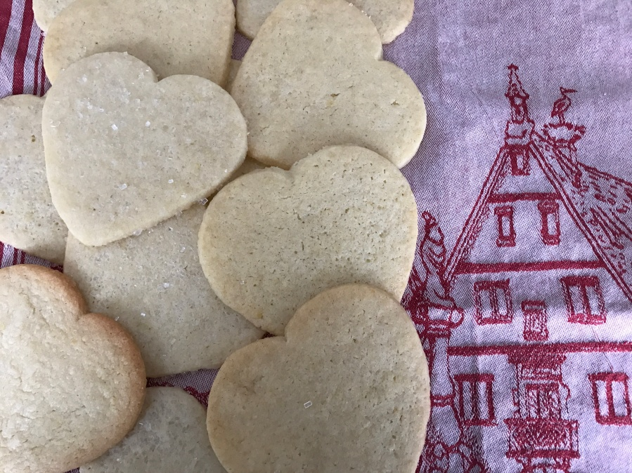 Put a little sugar in these cookies